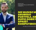 """Dominik Grześkowiak gościem podcastu """"Mistrzowie eCommerce"""" home.pl"""