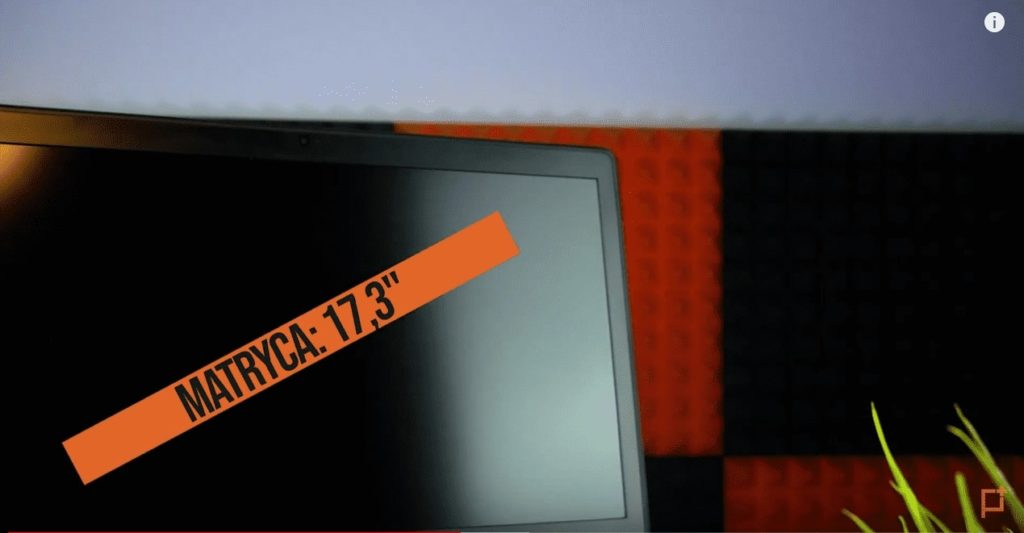 matryca a+ laptop poleasingowy